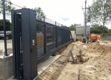 zautomatyzowana brama wjazdowa